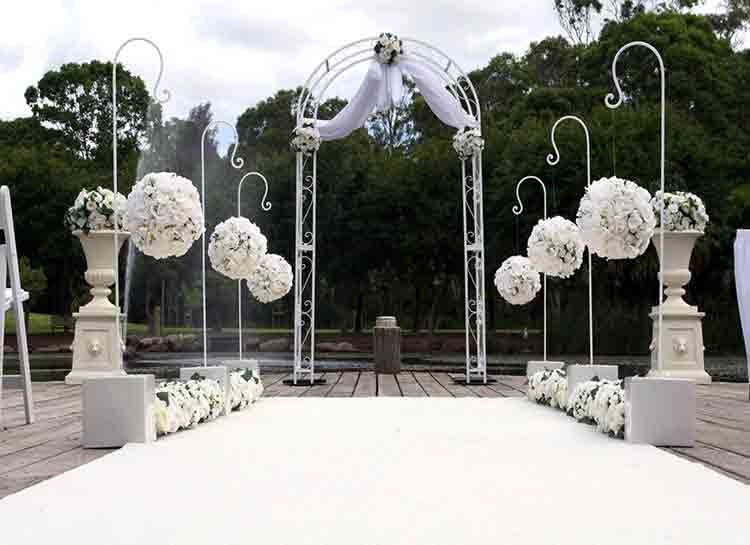 Multi Awarded Outdoor Ceremony Styling Sydney